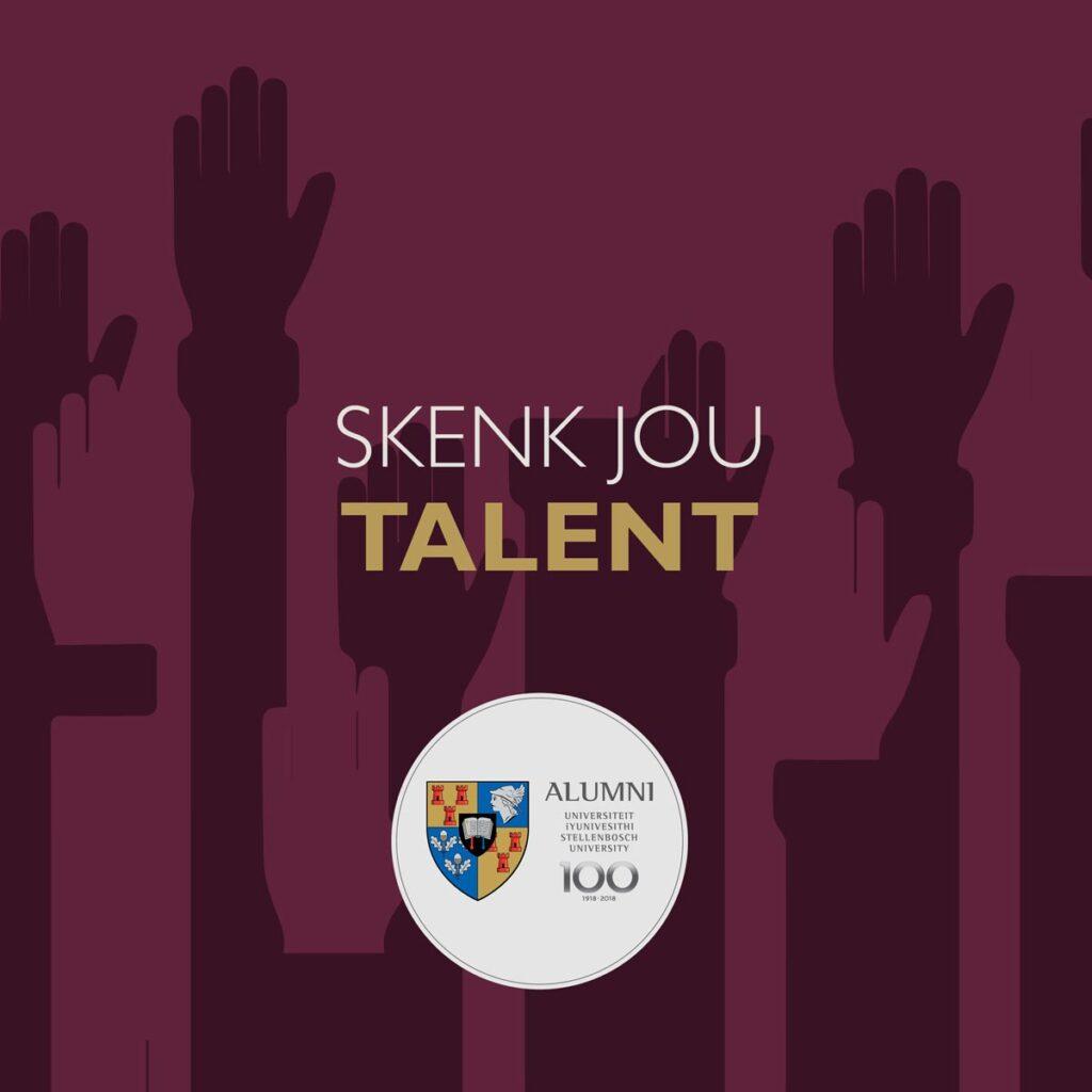 Skenk jou talent