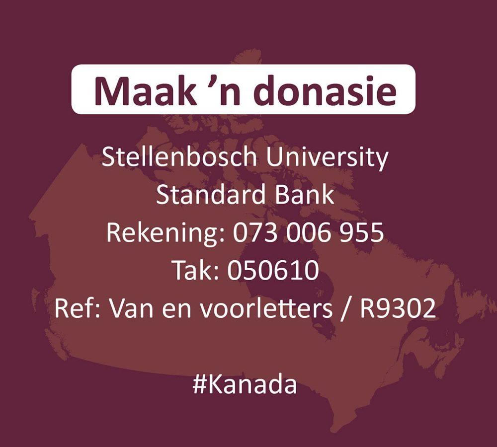 Donate AFR